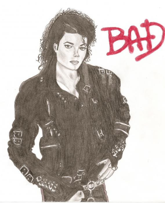 Michael Jackson by NoraDelb